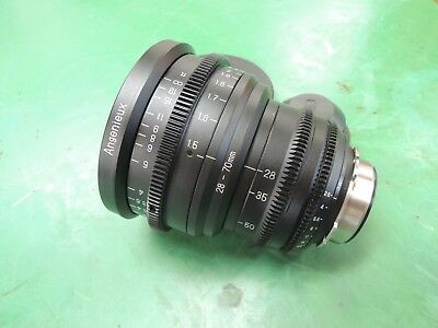 <Order Made> Complete! Ver. Angenieux 28-70mm f/2.6 Lens For PL Mount !