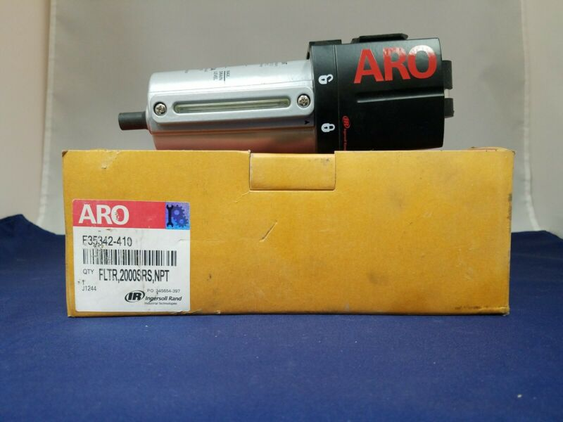 Ingersoll Rand ARO F35341-410 Compressed Air Filter