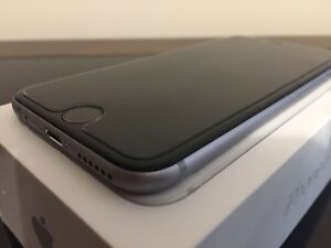 IPHONE 6S 64GB (WITH TEMPERED GLASS SCREEN PROTECTOR)!!!