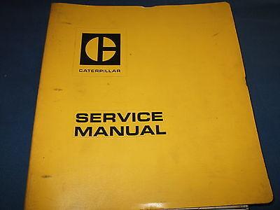 Cat Caterpillar 528 Grapple Skidder Service Shop Repair Book Manual 51s 78w 96c