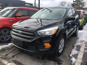 2017 Ford Escape S | KEYLESS | REARCAM | FORD SYNC | POWER WINDO