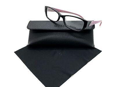 Guess Black Eyeglasses Frame Remove Demo lenses for RX GU2305 BLK (Remove Glasses)