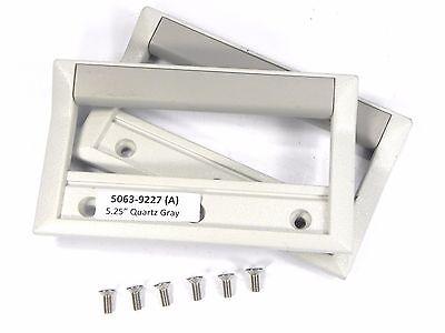 Agilent Hp Keysight 5063-9227 Front Handles - 3u 132.6mm 5.25 H Quartz Gray