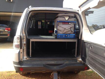 2007 Mitsubishi Pajero Wagon Mount Barker Plantagenet Area Preview