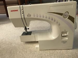 BNIB never been used, Janome sewing machine. S- series 307