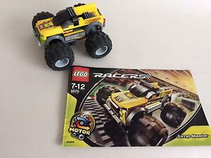 LEGO Monster Truck: Jump Master (with motor)