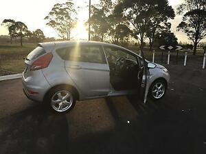 2012 Ford Fiesta- With 6 Months Registration Rutherford Maitland Area Preview