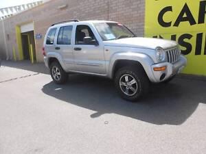 2003 Jeep Cherokee Turbo Diesel (4x4) Wangara Wanneroo Area Preview