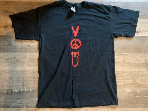 2006 U2 Vertigo Tour Shirt SIZE LARGE