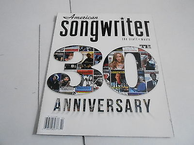 JAN/FEB 2015 AMERICAN SONGWRITER music magazine 30th ANNIVERSARY ()