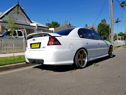 VY SS Commodore