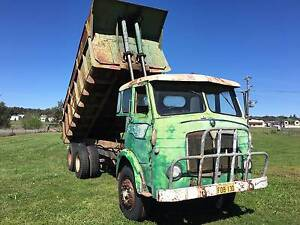 AEC Mandator 6x4 Bogie Tipper.Leyland diese Vintage/classic truck Inverell Inverell Area Preview