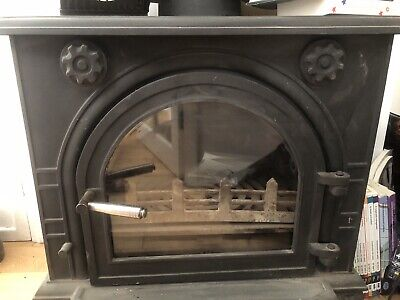 13.5 Kw Cast Iron Multi Fuel and Wood Burning Stove