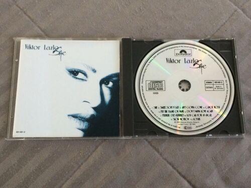 viktor lazlo : she - cd / 4p. booklet - 1986