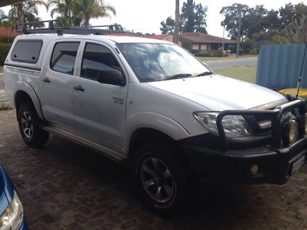 Toyota hilux Thornlie Gosnells Area Preview
