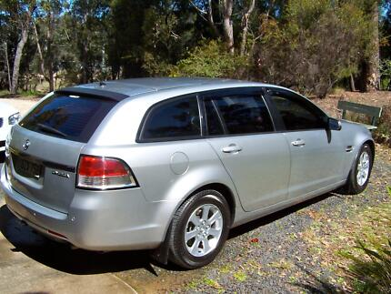 2008 Holden Commodore Wagon Pambula Bega Valley Preview