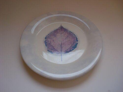 Portmeirion DUSK 4 Salad Plates