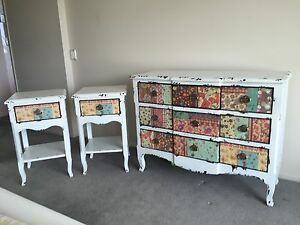 Gorgeous Shabby Chic Bedroom Furniture Robina Gold Coast South Preview