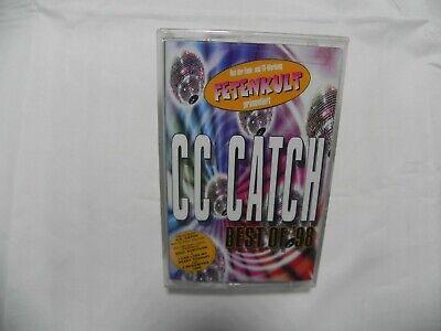 C.C. Catch - Best Of '98 Korea Cassette Tape / SEALED (Cc Catch Best Of 98)