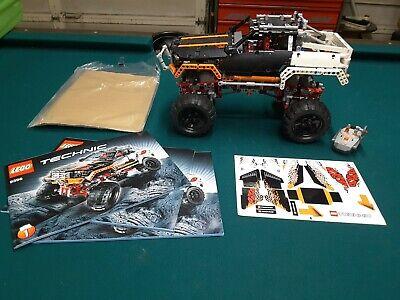Lego Technic 9398 4 X 4 Rock Crawler Discontinued 4x4 RC remote control traxxas