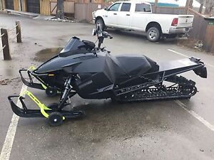 2016 arctic cat M8000 162Ltd
