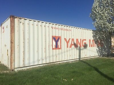 40 High Cube Steel Cargo Shipping Storage Containers Indianapolis In