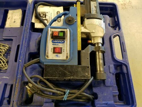 READ -- MiniBrute AC35 Hole Cutting System