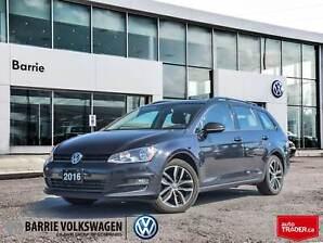 2016 Volkswagen Golf 1.8 TSI Comfortline