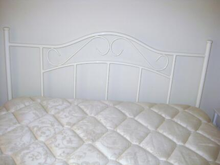Queen Bed and Mattress South Plympton Marion Area Preview