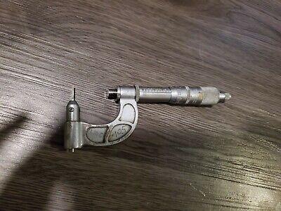 Tubular Micrometer Co. 0-1 Tube Micrometer