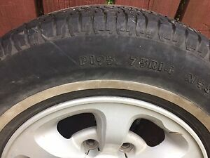"14"" nissan tires"
