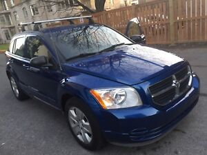 Dodge Caliber SXT 2009 Royal Blue Body & Mechanic A1