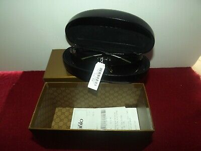 LADIES GUCCI SUNGLASSES W/CASE COA ORIG RECEIPT NORDSTROM