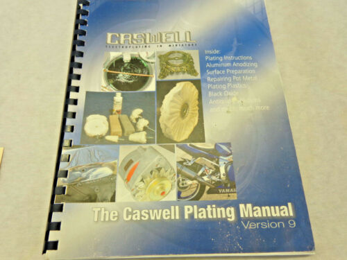 Caswell Plating Manual...Version 9