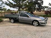 FORD FALCON XLS UTE TRAYBACK 133237ks only MY05 FAST EASY FINANCE Hope Island Gold Coast North Preview