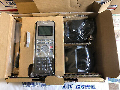 Nec Mh240 Wireless Ip Cordless Phone 690015 New In Box