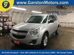 2015 Chevrolet Equinox LS*PHONE CONNECT*KEYLESS ENTRY*POWER WIND