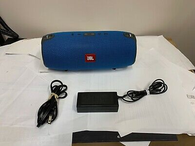 JBL Xtreme Portable Wireless Bluetooth Speaker (Blue) comprar usado  Enviando para Brazil