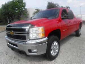 2013 Chevrolet Silverado 2500HD LTZ Crew Cab Regular Box 4WD Die