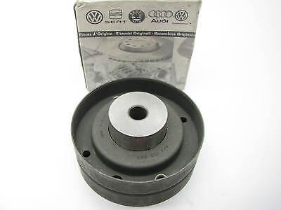 NEW GENUINE OEM Vw Audi 074109243 Engine Timing Belt Tensioner Idler Roller