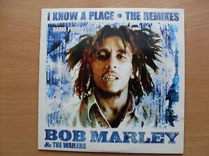 Bob Marley & The Wailers - I know A Place - The Remixes - Radio Promo - Czestochowa, Polska - Bob Marley & The Wailers - I know A Place - The Remixes - Radio Promo - Czestochowa, Polska