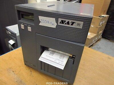 """SATO CL408E Parallel Thermo Label Drucker REWINDER 203dpi 4.1"""" 104mm - 22219.4 M"""