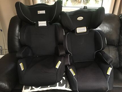 Booster Seats - INFA Secure CS5410 - x 2 - Immaculate condition!