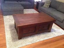 Matching Coffee Table and Side Table Solid Timber Windsor Hawkesbury Area Preview