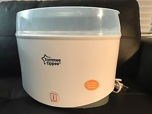 Tommie tippee sterilizer( used twice)