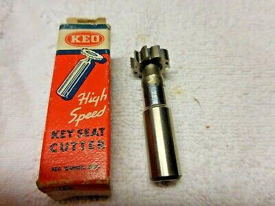 202 12 Keo Keyseat Cutter Key Seat Cutter - High Speed Steel