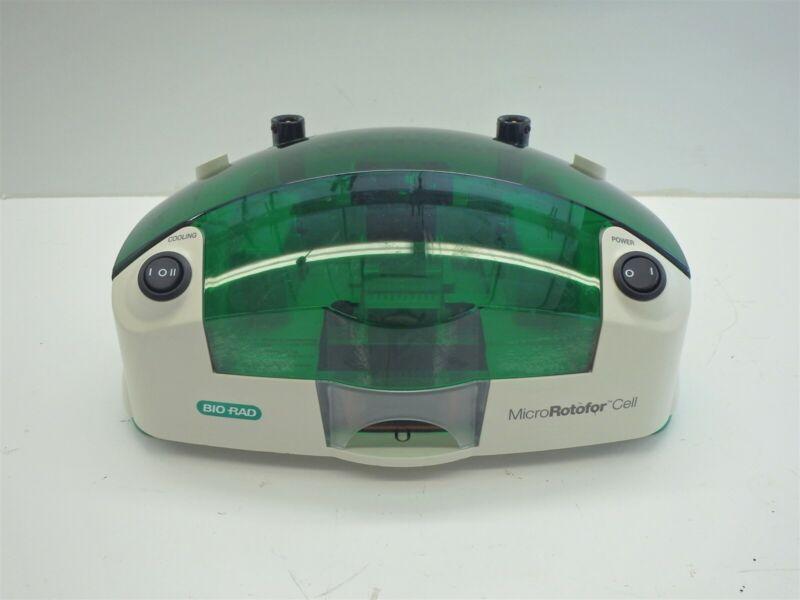 Bio-Rad MicroRotofor Cell Electrophoresis System - No Cables