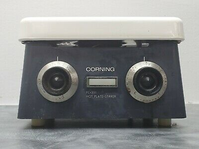Corning Laboratory Pc-351 Hot Plate Magnetic Stirrer