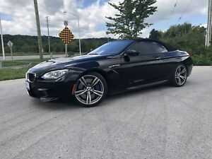 Bmw M6 Convertible for Rent !