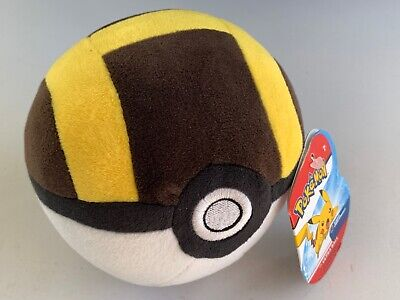 Pokemon Ultra Ball Pokeball 2019 WCT Soft Plush NEW